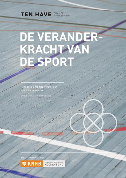 De Veranderkracht van de Sport